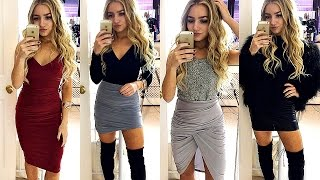 NIGHT OUT OUTFIT IDEAS 2016