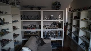 BIGGEST LEGO STAR WARS COLLECTION EVER!!!