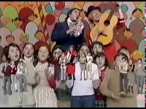 """Gaby, Fofó, Miliki """"Popourri de canciones"""""""