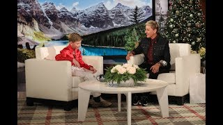 Mason Ramsey Has a Crush on Millie Bobby Brown