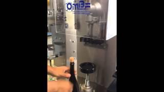 OMBF – Tappatore/Gabbiettatrice/Capsulatrice Manuale – Manual Corking/Wire-hooding/Capsuling