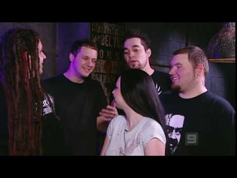 Evanescence - Sweet Sacrifice & Going under (Live MTV The Lair)