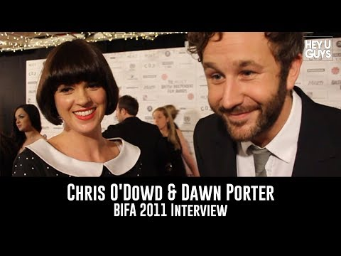 BIFA 2011 Interview - Chris O'Dowd & Dawn Porter
