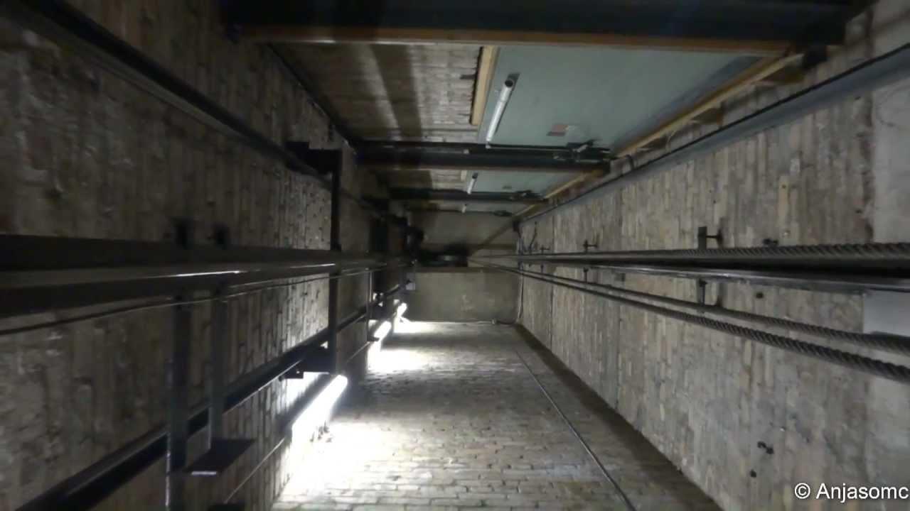 Elevator Shaft Ride Amp Motor Room Ellis Amp Mcdougall
