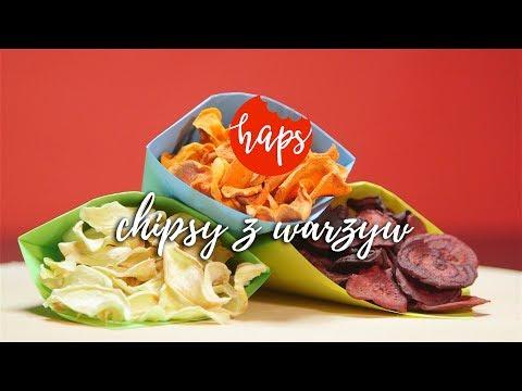 Bardzo Zdrowe, Dietetyczne I Ekologiczne Chipsy Z Warzyw