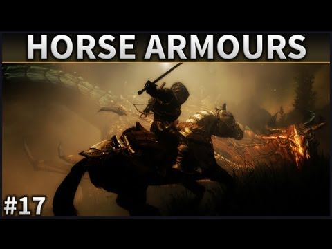 Skyrim Mod Spotlight   #17   Horse Armour