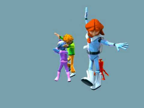 Ulysses 31 3D animation test using 3DS Max Video