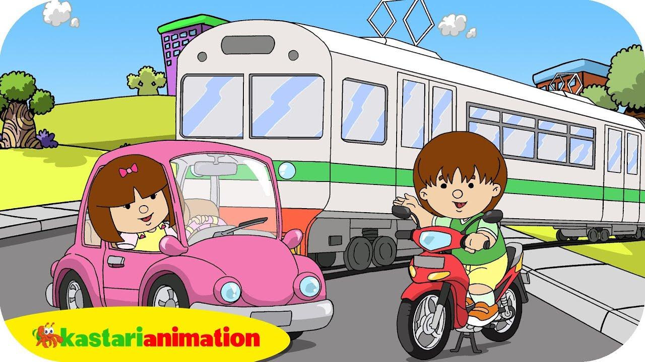 Kutahu Nama Kendaraan (motor, mobil, kereta) - Kastari