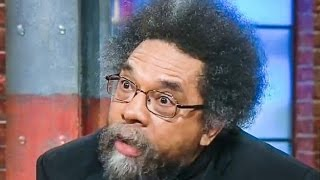 Cornel West SLAYS Hillary Clinton on CNN—Calls Her the