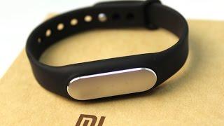 Xiaomi Mi Band: Обзор самого доступного фитнес-браслета