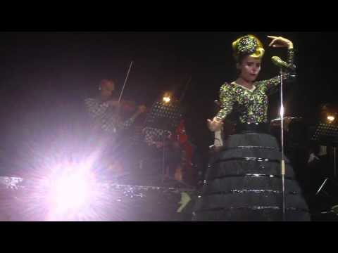 When You're Gone - Paloma Faith (LIVE @ O2 ARENA 7/6/13)
