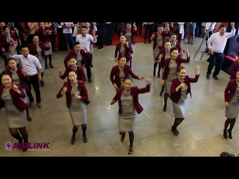 Airlink Flash Mob