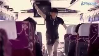 hot girl bus scandal