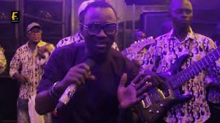 WASIU ALABI PASUMA MAKES BESTAB CLUB BOBBLE WITH FUJI MUSIC