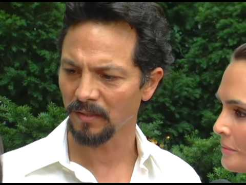 NYILFF 2009 / La Mission (Premiere) - Benjamin Bratt, Talisa Soto, Whoopi Goldberg... Video