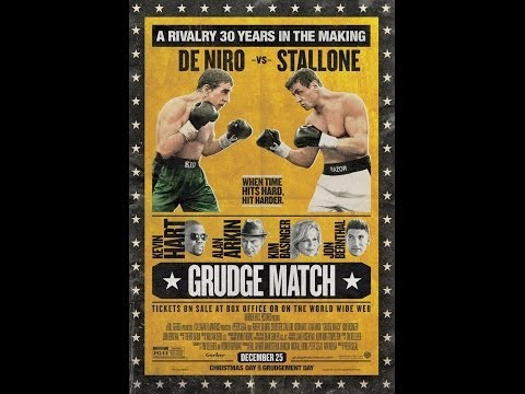 Grudge Match(2013) RAGING RANT
