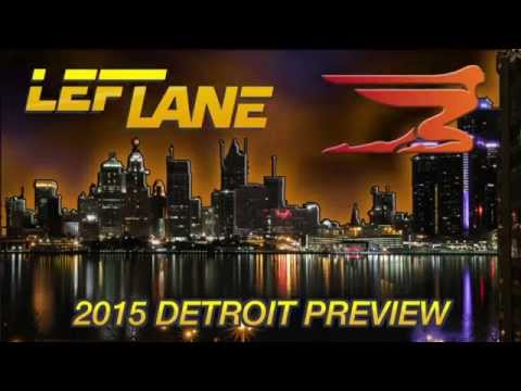 2015 North American International Auto Show Preview