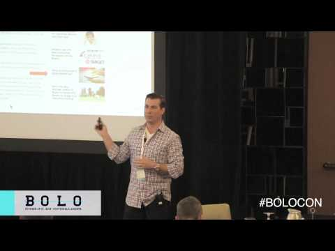 The Future of Content Marketing, featuring iAcquire's CEO Joe Griffin at BOLO