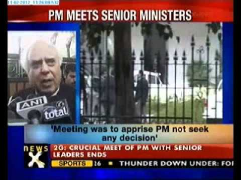 2G Scam: PM holds meeting to discuss SC verdict-NewsX