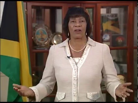 The Prime Minister speaks on the Zika Virus in Jamaica