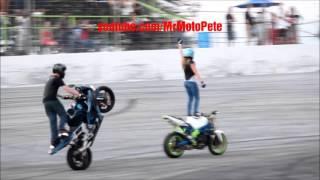 Stunt Wars 2015 Stunt Bikes, Drift Cars