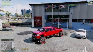FIVEM - S.A.R.P HUGE PARTY & CAR CRUISE - SERVER ACTIVITIES - HAPPY BIRTHDAY OPIE
