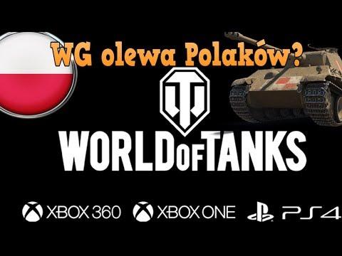 Czy WG olewa Polskich graczy? - NEWS - |WoT Console PL|