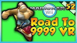 Mario Kart Wii Custom Tracks - THE GOD GAMER?! - Road To 9999 VR | Ep. 52