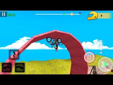 Trials bike Stunt 2018 - Gameplay Android game - Best Bike game
