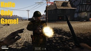 I Only Used A Knife... - Heroes & Generals Gameplay