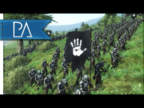 BATTLE OF COURAGE - Third Age Total War Gameplay