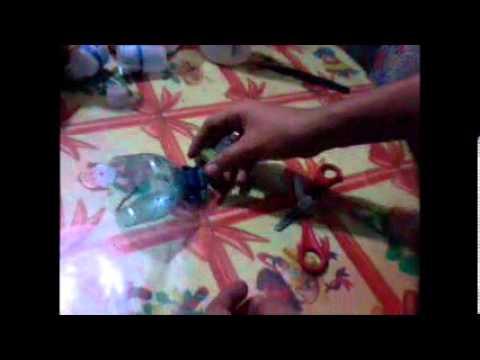 Como hacer un ca on de confeti casero especial navidad y for Como hacer confeti