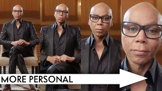 RuPaul Answers Increasingly Personal Questions | Slow Zoom | Vanity Fair