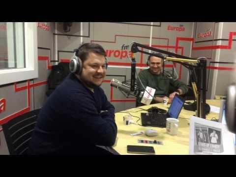 Mihai Bobonete (Bobita) si Adrian Vancica (Celentano) | LIVE@Europa FM