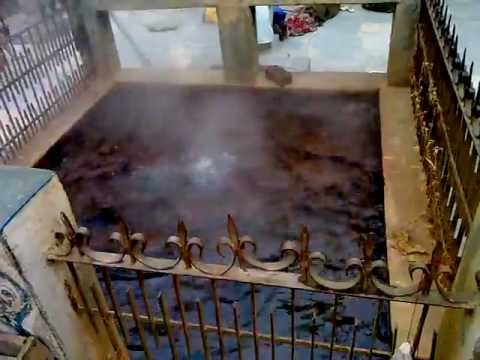Hot Water Spring,Manikaran Gurudwara, H.P. India