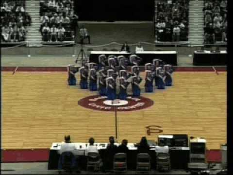 Yep I'm obsessed with watching precision dance. Here's a team from Minnesota. They're crazy over there. Keep in mind this is a HIGH SCHOOL team. No comments ...