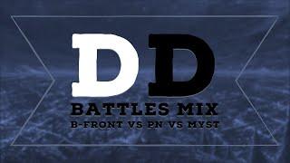 DD Hardstyle Mix | B-Front vs Phuture Noize vs MYST
