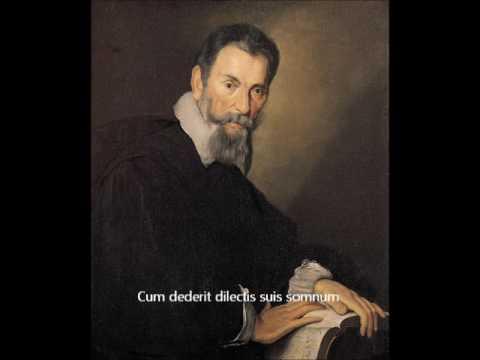 Монтеверди Клаудио - Nisi Dominus (a 3 vv)