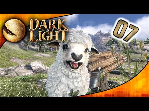 DARK AND LIGHT 07 - Tiere ZÄHMEN für Anfänger - Dark and Light deutsch german Gameplay DnL