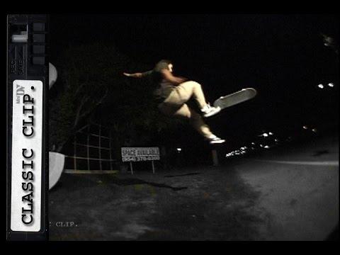 Andrew Allen Classic Skateboarding Slam #156