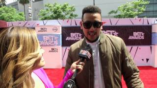 2015 BET Awards: South African Rapper AKA Talks Hollywood & Yeezus