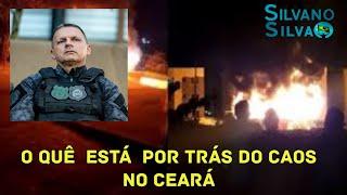 CAOS NO CEARÁ PM REVELA TUDO - Você Vai Ficar Surpreso| Mauro Albuquerque Terror do Tráfico