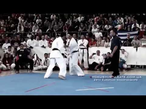 XV Mistrzostwa Europy Open Karate W Lublinie