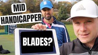 Can A Mid Handicap Golfer Use Blades?
