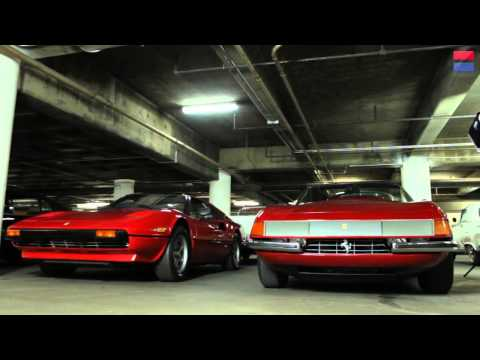 Petersen Automotive Museum Vault (Part 2) - CAR and DRIVER