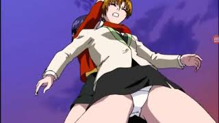 The most embarrassing and most hilarious heroine defeat in all of anime with really bad voice acting