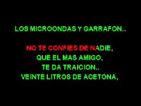 El Cartel, Raton Y Queso By Ence  Karaoke video