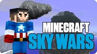 ¡El Capitán Gona! Sky Wars | Minecraft