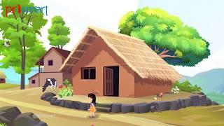 Kyun roothi ho bitiya rani - CGI Animation Nursery Rhymes & Songs for Children.