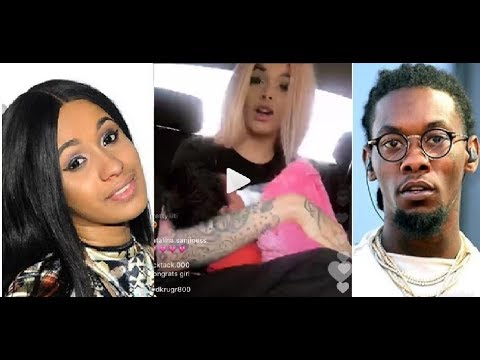 Celina Powell Confesses to Faking Pregnancy by Offset after Getting Exposed by BFF. Cardi B Responds